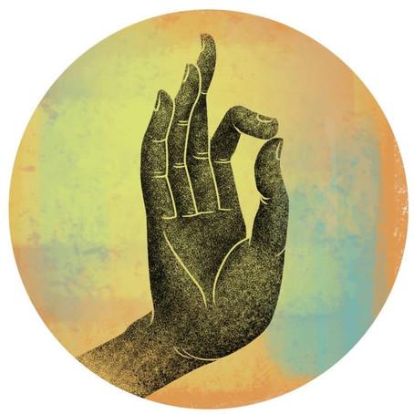 Mãos com energia: Mudras que oferecem bem-estar e saúde