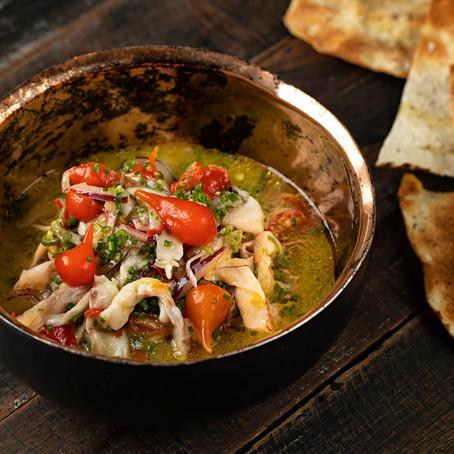 Saiba fazer o Ceviche de peixe branco da chef Ludmila Soeiro do LS Cozinha