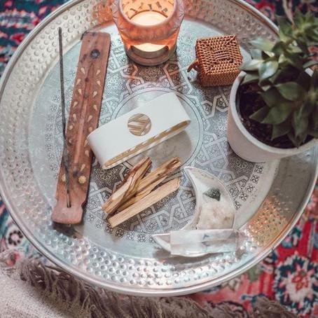 Espaço sagrado: como criar um altar em sua casa