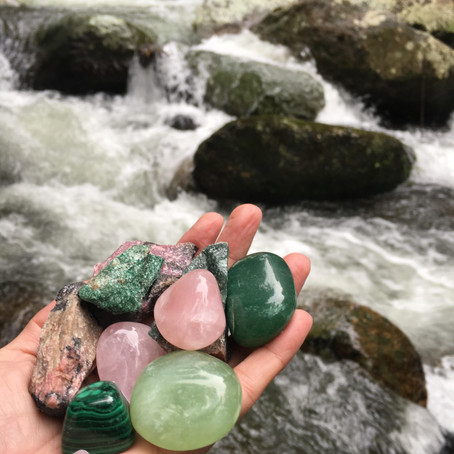 Saiba qual o cristal ideal para equilibrar cada chakra do seu corpo