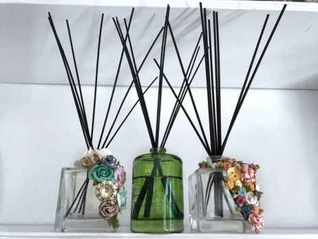 Turn Old Perfume Bottles INTO Fragrance Diffusers