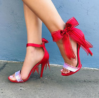 Gift Wrapped Heels