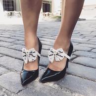 Removeable Shoe Bows