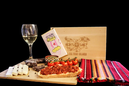 Box from Bulgaria - Foodie
