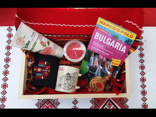 Box 'Explore Bulgaria'