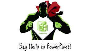 BI Simplified Webinar: Say Hello to PowerPivot!