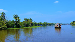 The Backwaters of Kerela