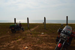 A break worth taking, somewhere on the west coastline of India