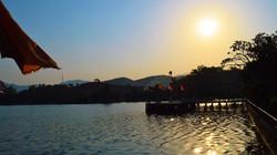 The unplanned visit, Mansar Lake