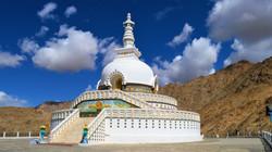 Shaanti Stupa