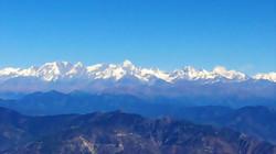 The first peak
