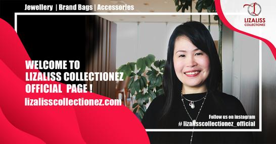 Lisaliss collectionez - E commerce website
