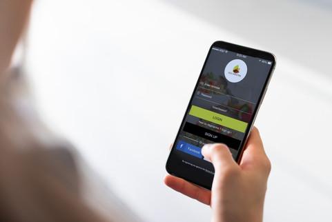 Vegmantra mobile app