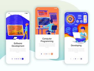 software development story bord