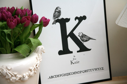 K is for Katie