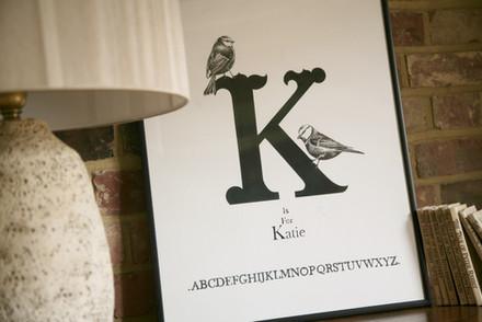 K is for Katie Design
