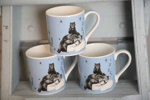 Tell me when you are asleep mug