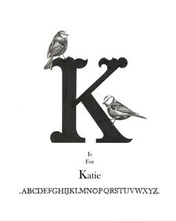 K is for Katie Commission