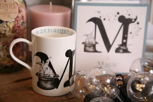 M is for Magic Mug