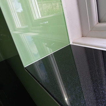 Window Sill and Edge