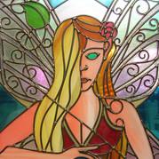 Fairy with Globe