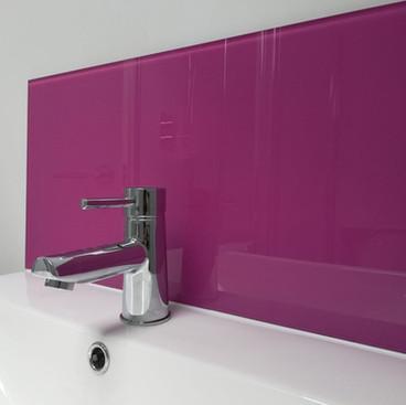 Bathroom Sink Splashback