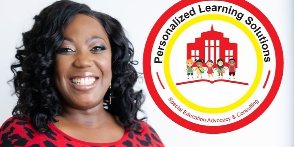 Special Education: The Basics for Parents & Guardians Presented by Shemica S. Allen, M.S.
