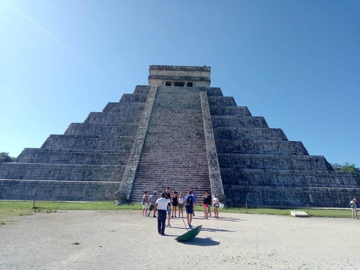 Chichen Itza Priate Tour