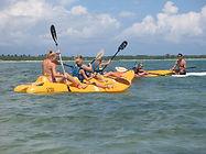 Kayaking & Snorkeling Riviera Maya