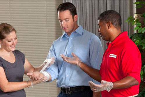 ARC First Aid/CPR/AED Instructor