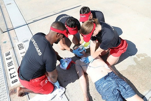 CPR/AED for the Professional Rescuer Review