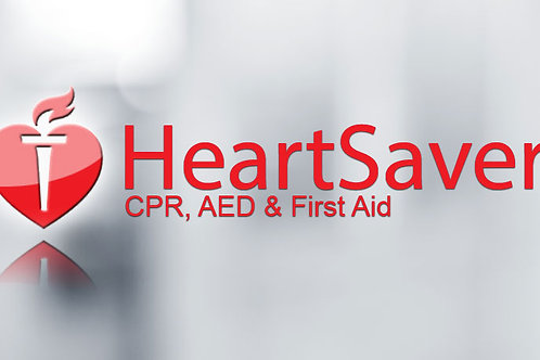 AHA HeartSaver First Aid, CPR/AED