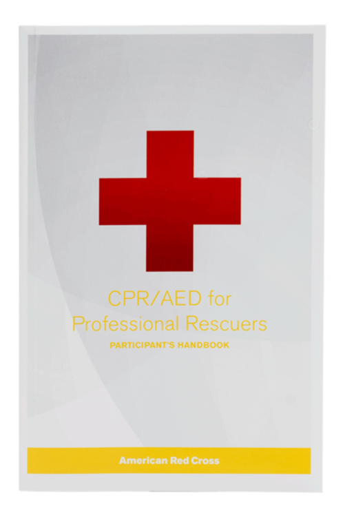 CPR/AED for the Professional Rescuer Manual