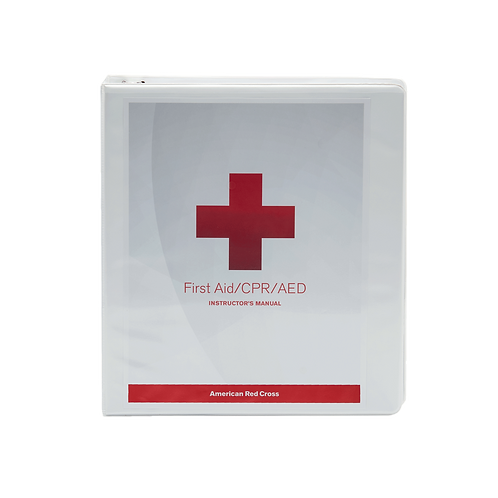 First Aid/CPR/AED Instructors Manual
