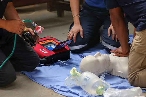 CPR/AED for the Professional Rescuer