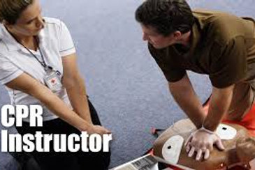 CPR/AED for the Professional Rescuer Instructor