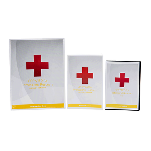 CPR/AED for the Professional Rescuer Instructors Manual