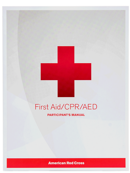 First Aid/CPR/AED Manual