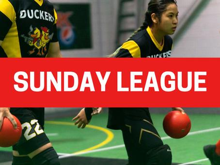 Sunday Dodgeball Open For Registration