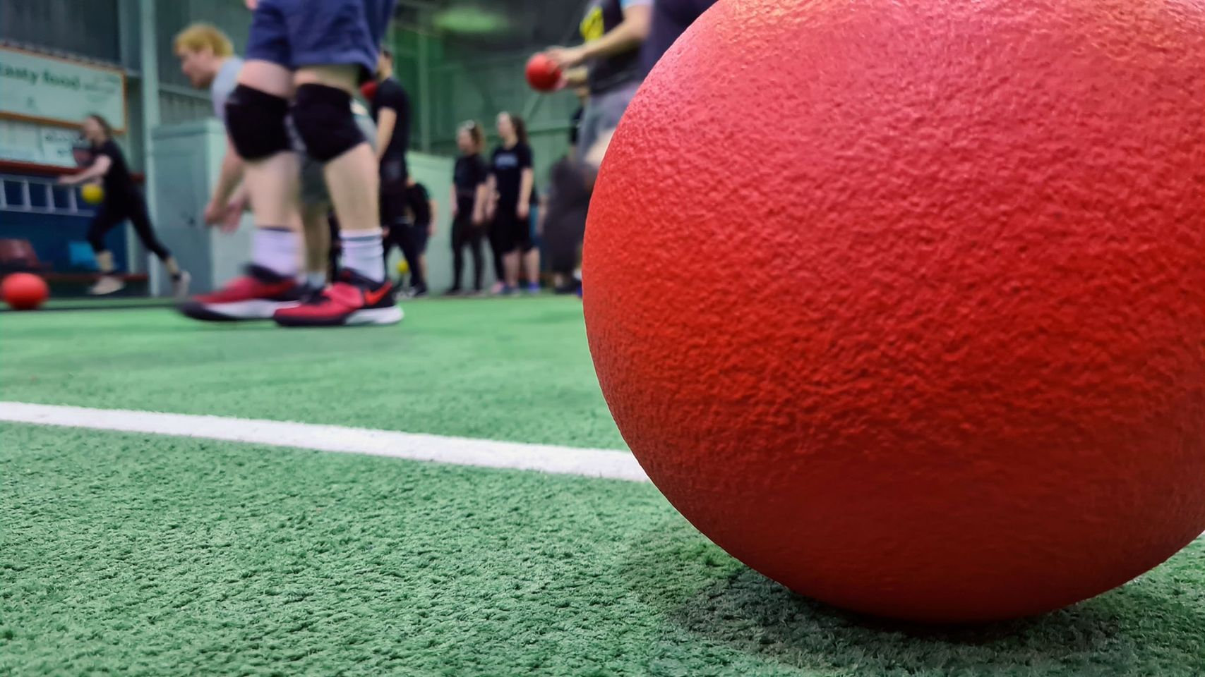 Tuesday Drop-in Dodgeball