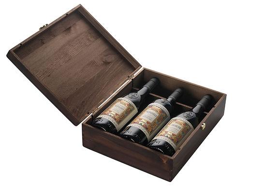 Cassetta 3 bottiglie: Amarone Classico, Valpolicella e Valpolicella Ripasso