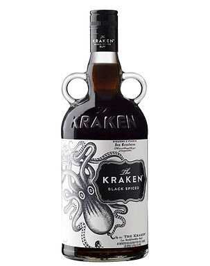 The Black Spiced Kraken 70cl