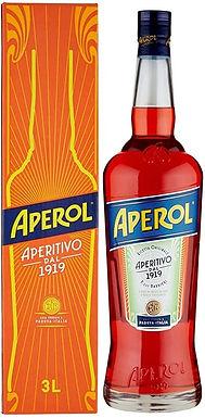 """Aperitivo """"Aperol"""" 3 Litri - Aperol (astuccio)"""