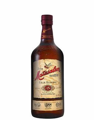 Gran Reserva 15 Years Rum Matusalem