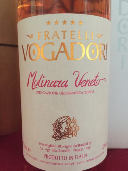 Molinara Veneto Rosato - F.lli Vogadori
