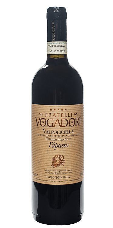 Valpolicella Classico Superiore Ripasso - F.lli Vogadori