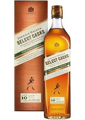 Whisky Johnnie Walker Select Casks - Astucciato