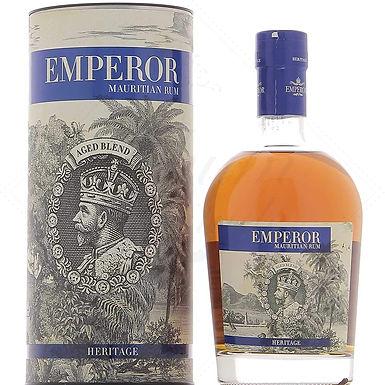 Emperor Mauritian Rum Heritage 40% Vol. 0,7l