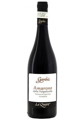 Amarone della Valpolicella Classico DOP Le Quare - Gamba