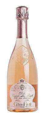 """Spumante Brut Metodo Classico """"Rosé Cuvée dei Frati"""" Cà dei Frati"""